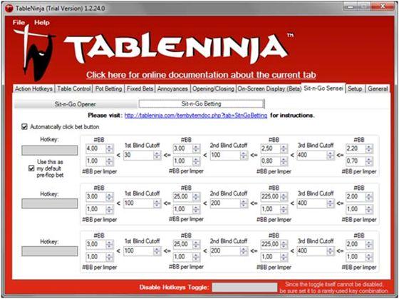 tableninja11
