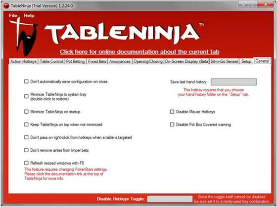 tableninja13