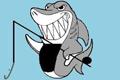 La figura dello squalo nel poker