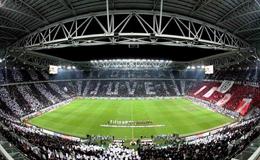 Lo Juventus Stadium a Torino