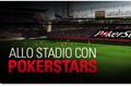 Promozione Juventus Stadium su Pokerstars