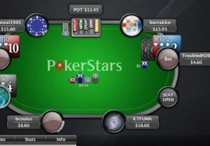 Pokerstars tavolo